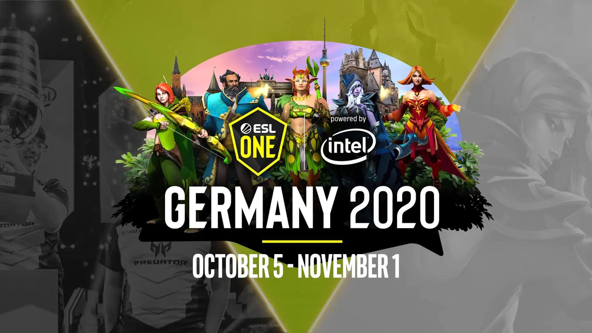 ESL One Germany